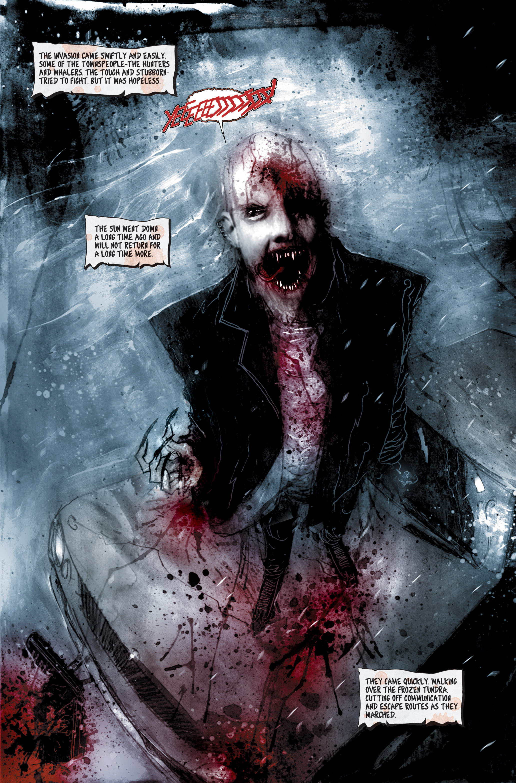 Read online 30 Days of Night (2002) comic -  Issue #2 - 3