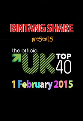 official uk top 40 singles chart