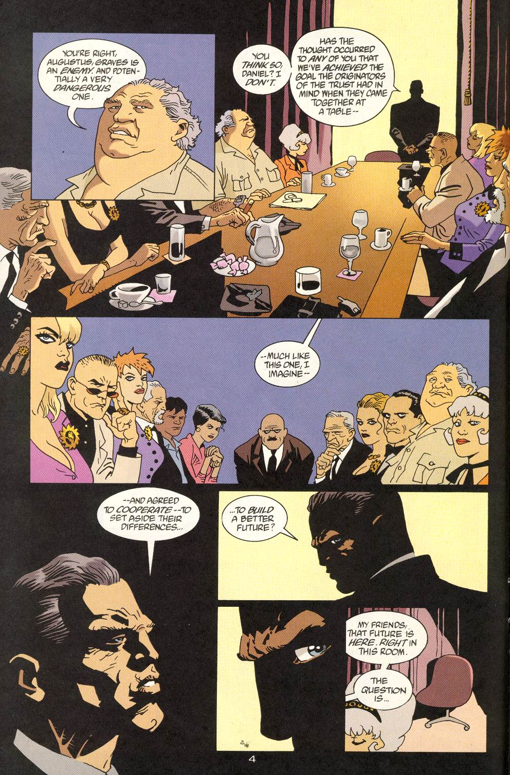 Read online 100 Bullets comic -  Issue #25 - 6
