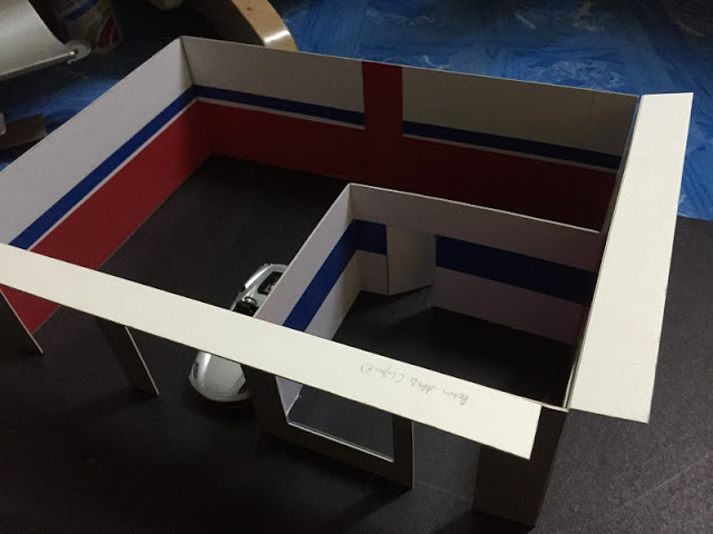 pelan diorama PR 2015