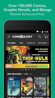 Comics v3.10.5.310322 Full A