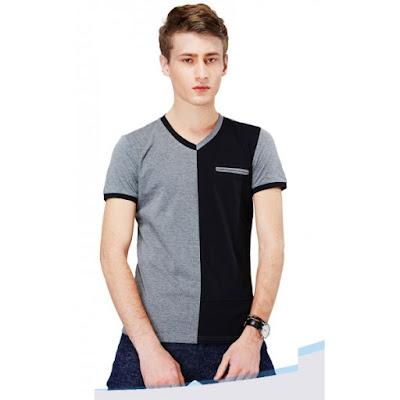 Model Kaos Pria Kekinian Yang Stylist Banget