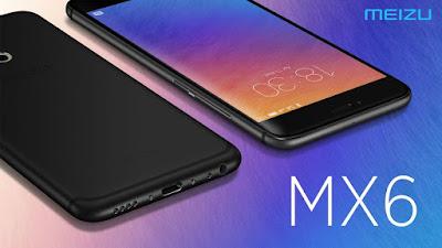 9 місце. Meizu MX6