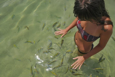 Bienfaits de l'eau de mer sur la peau