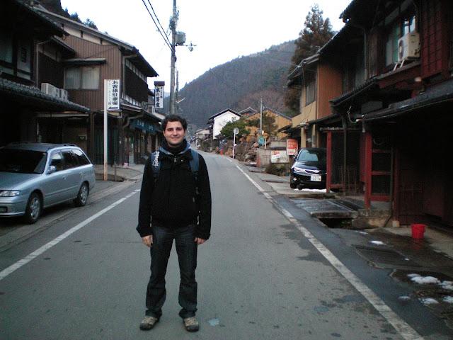 En la calle de Kurama