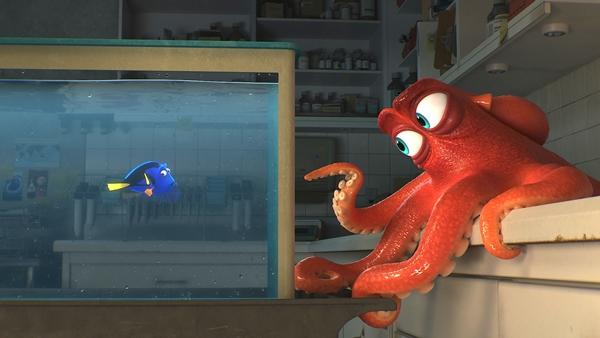 Disney•Pixar presenta el teaser tráiler de 'Buscando a Dory'