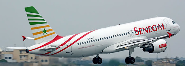 senegal uçak bileti