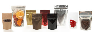 Barrier Packaging - Zipper Pouches