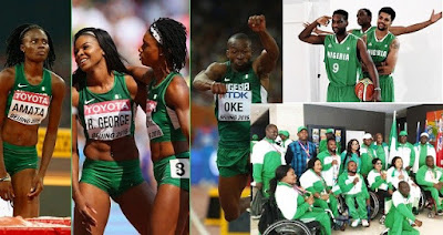 Nigerian Coach with two others disappear at Australian Commonwealth Games
