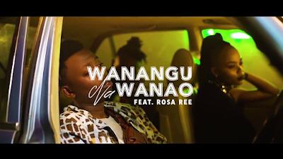 DOWNLOAD: OMG Ft. Rosa Ree - Wanangu Na Wanao (Mp4). ||VIDEO