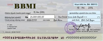 Uang merupakan sesuatu hal yang kaya dipakai untuk membeli sebuah barang kebutuhan di ma Pengertian Uang Kartal dan Uang Giral, Jenis dan Contohnya
