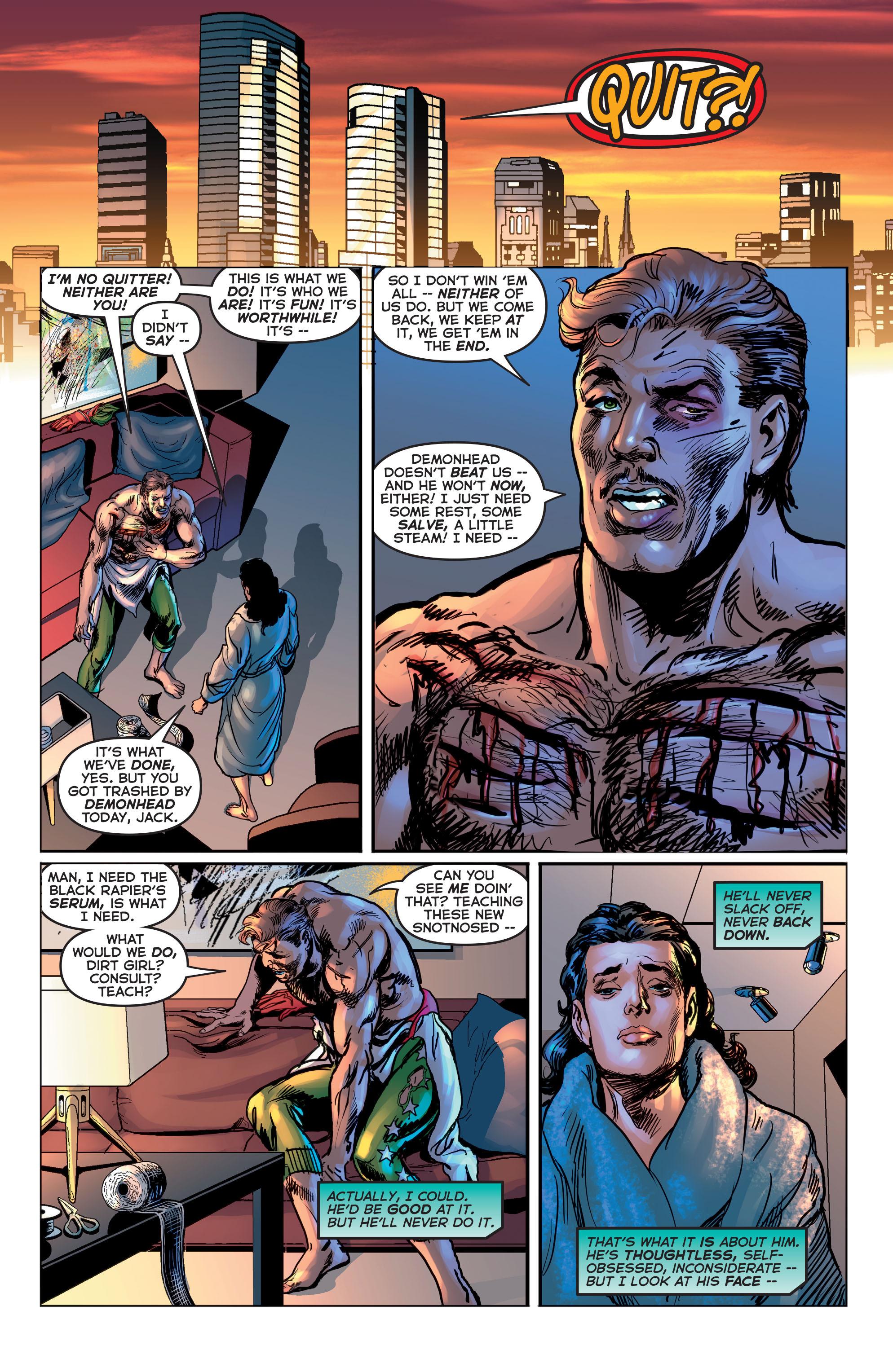 Read online Astro City comic -  Issue #20 - 12