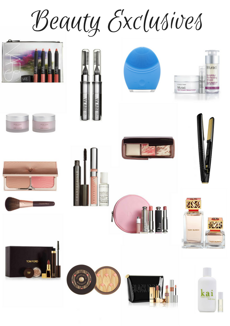 Nordstrom Anniversary Sale 2017 Beauty Exclusives