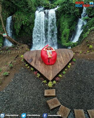 [CoC Regional: Lokasi Wisata] Sepenggal Cinta di Curug Jenggala