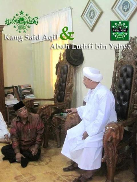 KH Said Aqil Siradj dan Habib Luthfi Masuk 50 Muslim Berpengaruh Dunia