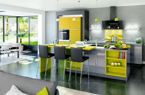 for Voir cuisine moderne
