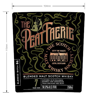 The Scotch Malt Whisky Society The Peat Faerie