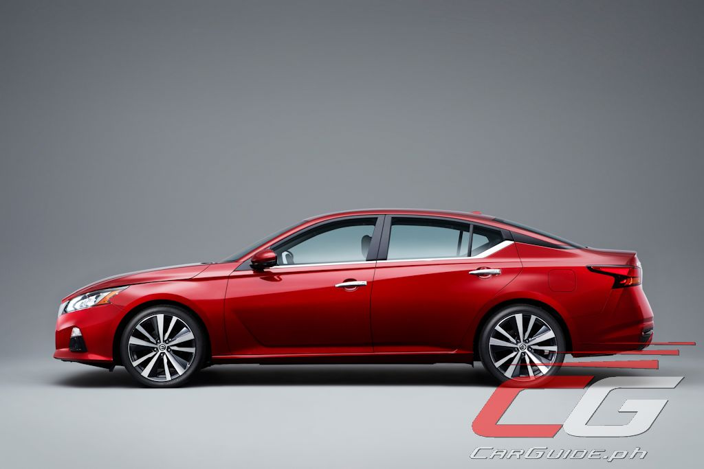 Nissan Is Tired Of Boring Launches 2019 Altima To Go After