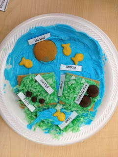 Landform Experiment- Teaching Landforms:  Hands-on activity ideas for kids, no-prep engaging landform resources, and a FREEBIE landform activity.