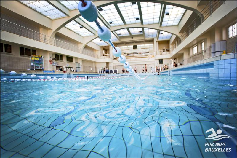 piscine bruxelles centre