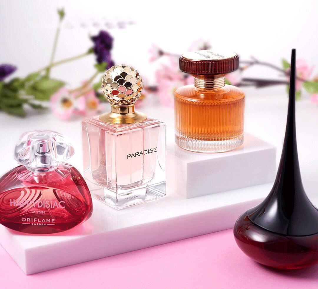 3 Coisas que Não Sabia Sobre Usar Perfume