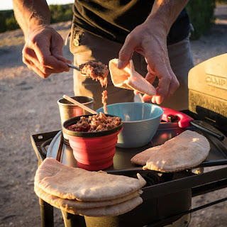 Four Go-to Camper Meals