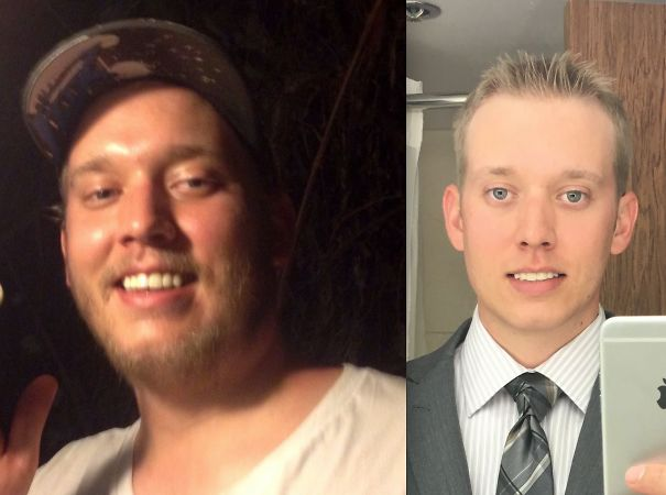 10+ Before-And-After Pics Show What Happens When You Stop Drinking - 2 Years