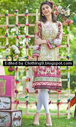 Zahra Ahmad Midsummer shirts collection 2015
