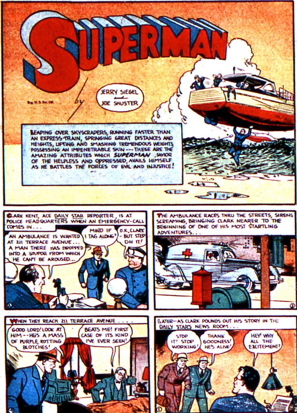 Action Comics (1938) 19 Page 2