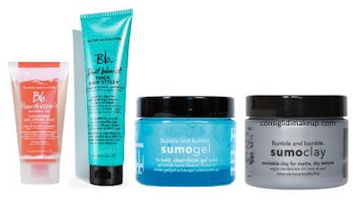 Nuovi prodotti linee Bumble and Bumble da Sephora.