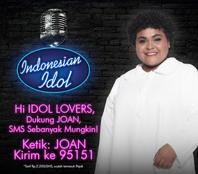 Joanita Indonesian Idol 2018