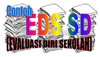 Instrumen Evaluasi Diri Sekolah (EDS) 2017/2018