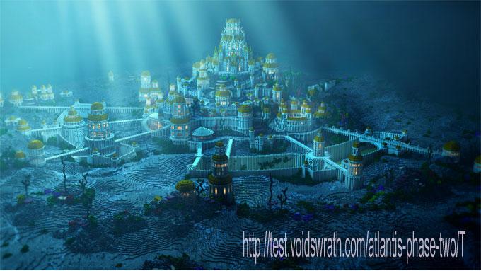 Wow, Kerajaan Atlantis Ada di Indonesia!