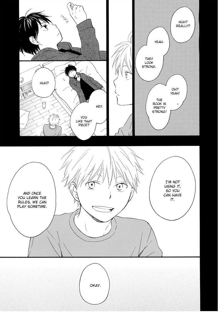 Gunjou no Subete - Chapter 3