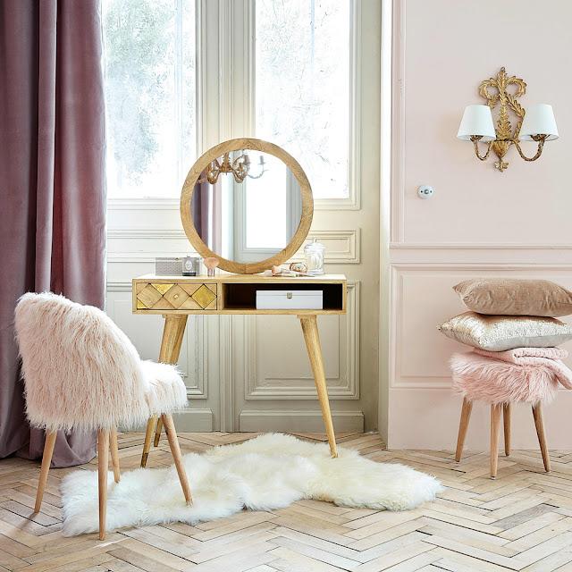 Ideas para crear tu propio tocador en casa-14