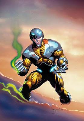 X-O Manowar, un Iron Man bárbaro y manco en el Universo Valiant