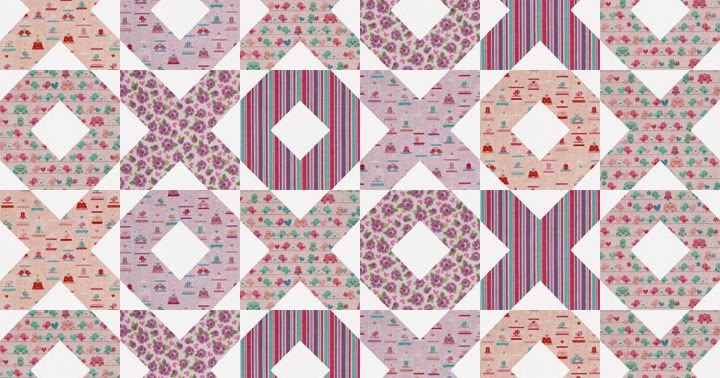 Lets Quilt Something Lovey Dovey X O Charm Pack Or