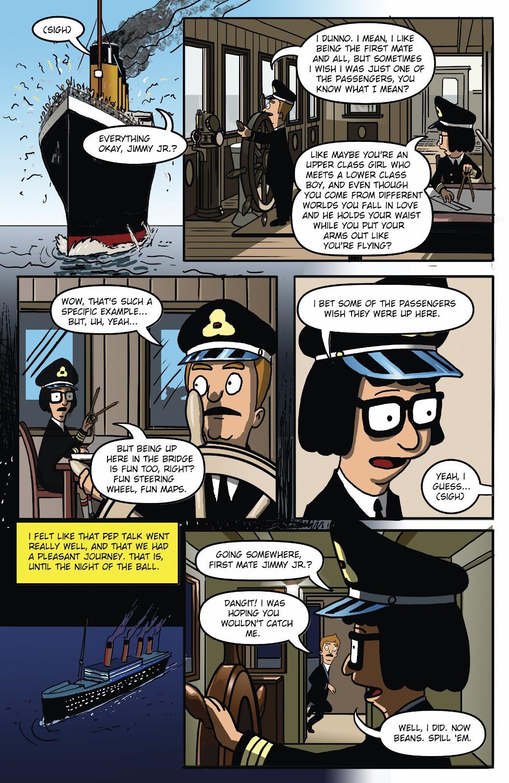Bob's Burgers (2015) Issue #11 #11 - English 4