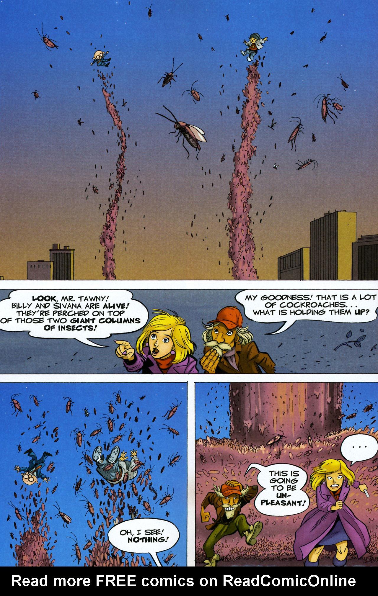Read online Shazam!: The Monster Society of Evil comic -  Issue #4 - 39