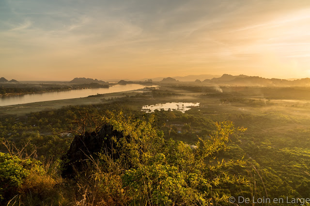 Mont Hpa Pu - Hpa An - Myanmar Birmanie