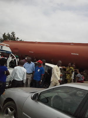 road accident in akure ondo state