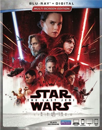 Star Wars The Last Jedi 2017 English Bluray Movie Download