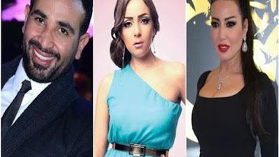 أحمد سعد يشعل تويتر بعد تصريحاته مع بسمة وهبة.. ومغردون: احترموا العشرة