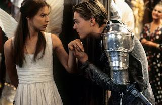 Romeo + Juliet (1996) Movie for valentine day 2019