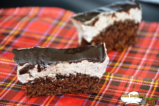 mousse cake עוגת שוקולד