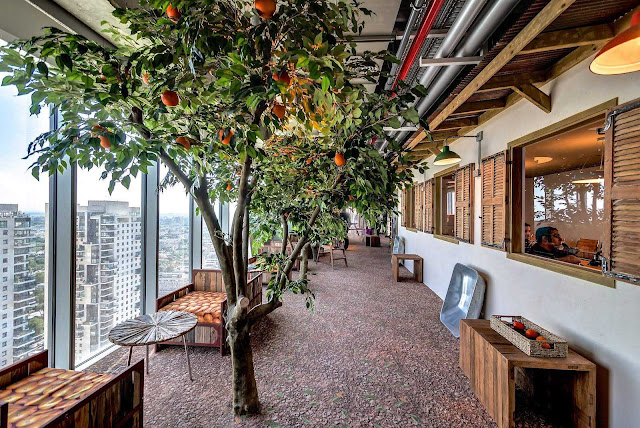 Google Tel Aviv Office By Camenzind Evolution