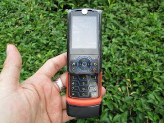 Hape Jadul Motorola ROKR Z6 Seken Mulus Kolektor Item