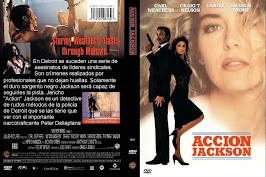 Carátula - de Accion Jackson (1998)