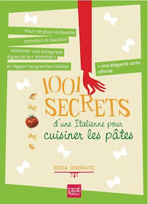 Les gagnants de 1001 secrets d'une italienne pour cuisiner les pâtes Edda Onorato