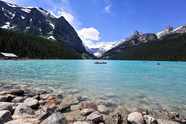 Lake Louise, 路易斯湖, 露易絲湖